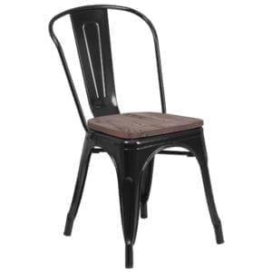 Gun Chair Stühle in Schwarz kaufen b2b für Eventlocations